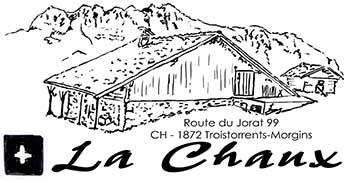 Alpage la Chaux